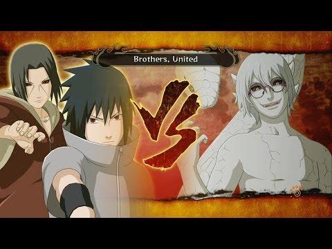 Sasuke And Itachi Vs Kabuto Storm 3 Kabuto vs sasuke & 28:22