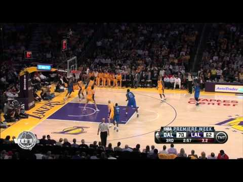 10.30.12 - VC vs Lakers 11pts (Seven 2nd Half Points + Missed One Handed Dunk)