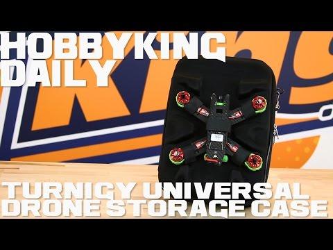 Turnigy Universal Drone Storage Case - HobbyKing Daily - UCkNMDHVq-_6aJEh2uRBbRmw