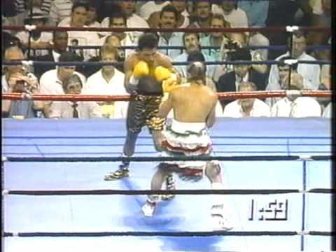 Tony The Tiger Lopez vs Jorge El Maromero Paez (part I)