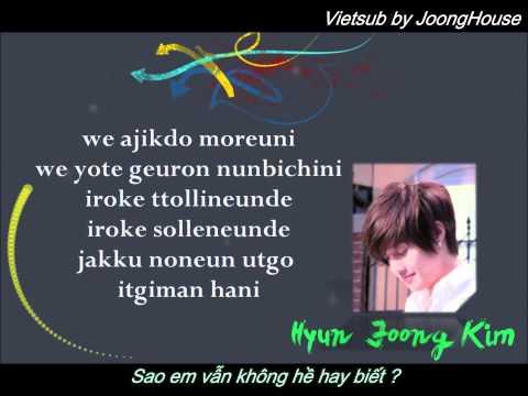 [Vietsub] I'm Your Man – Kim Hyun Joong