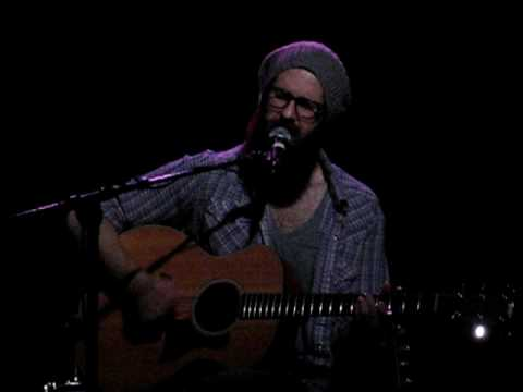 William Fitzsimmons - Cover of