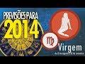 Previsões para 2014 - Virgem