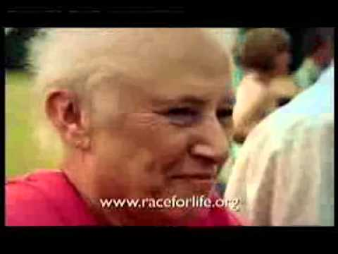 Cancer Research Race For Life 2011 TV advert @ Saltwell Park