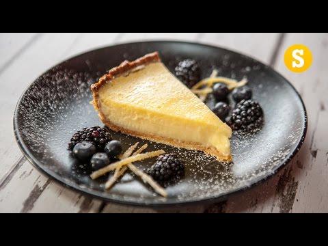 Classic Lemon Tart Recipe - SORTED