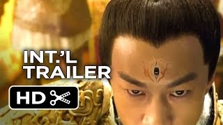 The Monkey King Official International Trailer (2014) - Donnie Yen Fantasy Movie HD