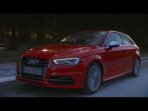 Audi S3 8V Fahrszenen