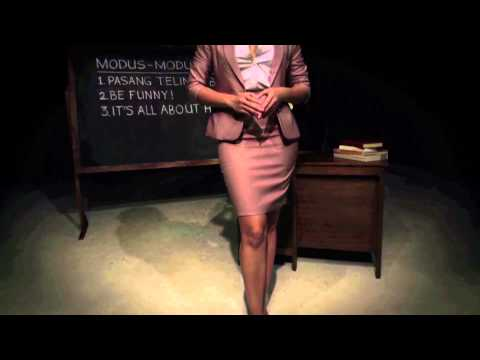 AXE University Indonesia 'Kelas Bahasa - Bertutur Kata Dengan Wanita' Ad