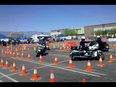 2010 SW Police Motorcycle Training and Competition, Tucson, AZ