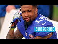 Фрагмент с конца видео Odell Beckham Jr. Conditioning Training Drills for Football | Muscle Madness
