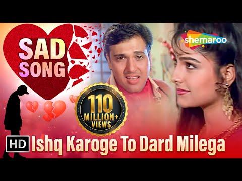 Ishq Karoge To Dard Milega - Govinda - Ayesha Julka - Ekka Raja Rani - Bollywood Songs