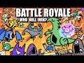 Pokemon Battle Royale ANIMATED (Loud Sound Warning) 💥