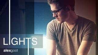 """Lights"" - Ellie Goulding - Official Cover Video - Alex Goot"
