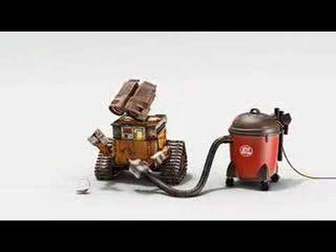 VALL-I (WALL-E) Vysavač