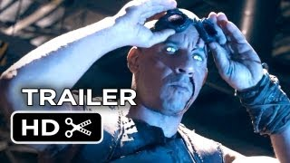 Riddick Official Trailer (2013) - Vin Diesel, Karl Urban Sci-Fi Movie HD