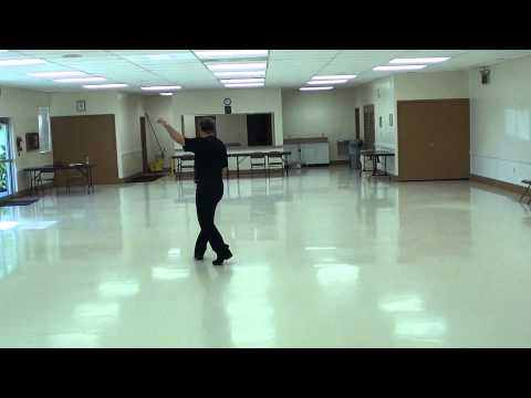 "AMORATO MIO (""My Love"") Line Dance (Demo & Teach by Choreographer Ira Weisburd).m2ts"