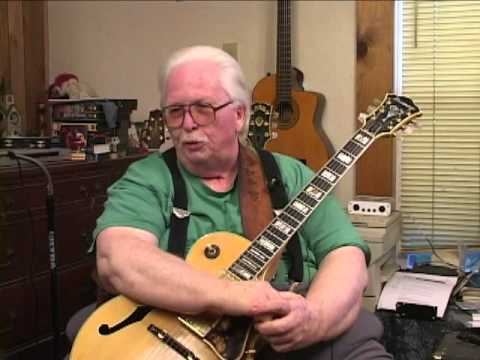 Larry Adair Solo Jazz Guitar - Welcome To My House (High res)