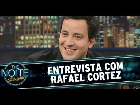 The Noite 28/05/14 (parte 1) - Entrevista com Rafael Cortez