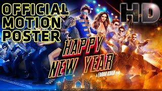 Happy New Year (2014) - Official Motion Poster