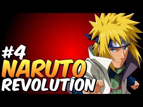 Naruto Revolution Gameplay #4 Kushina e Team Minato