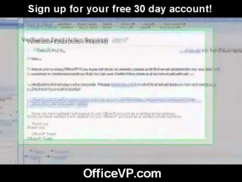 How to Verify Your Email Address.wmv