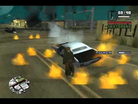 Gta San Andreas Naruto Mods