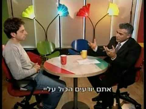 Interview with google-s founder Sergey Brin