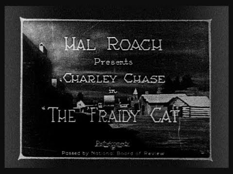 "Charley Chase in ""The Fraidy Cat"" (1924) - organ score by Ben Model"