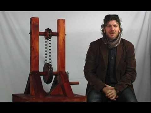 Le Macchine di Leonardo - Intervista a Paolo Tarchiani
