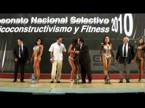 CRISTINA MENDIVIL Categoria Bikini 1er lugar selectivo nacional 2010  02.mpg