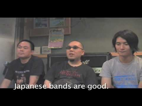 Japanese Extreme Metal the Documentary Pt 4