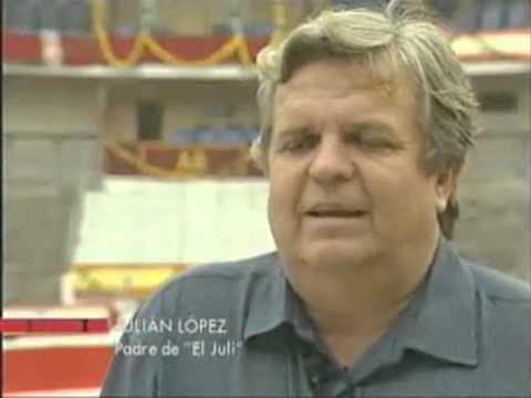 """Baúl de los Recuerdos Julían López """"Juli"""""""