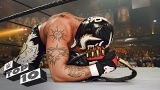 Rey Mysterio\'s greatest WWE moments: WWE Top 10, Feb. 3, 2018