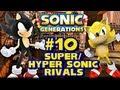 Super/Hyper Sonic Generations - (1080p) Rivals