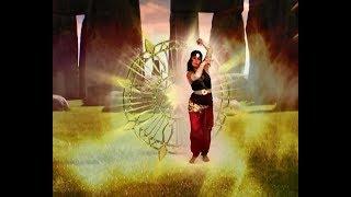 Танец «Жрица Храма Стоунхендж»