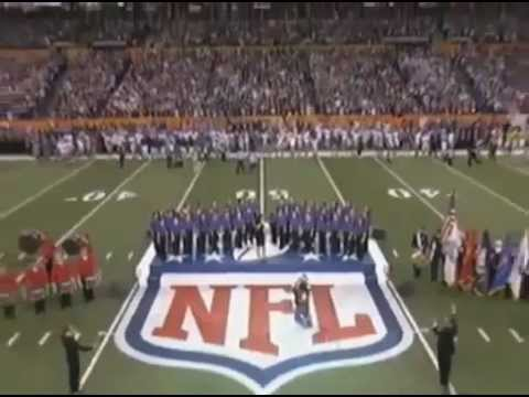 Kelly Clarkson National Anthem Superbowl 2012 -zLoDMTQjX9I