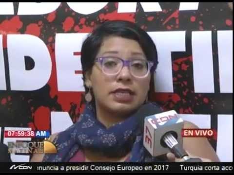 Feministas piden a Danilo observar el Código…