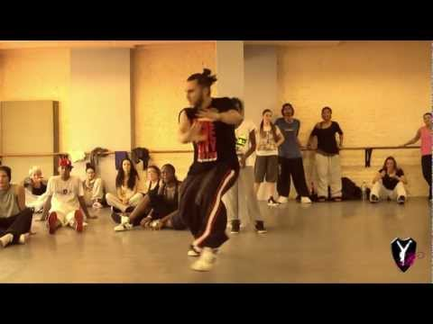 GUILLAUME LORENTZ - Master Class - RAGGA JAM @ YUKA BALLERINA