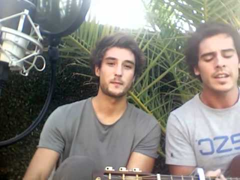 eagle eye cherry - Save Tonight cover by Fréro Delavega