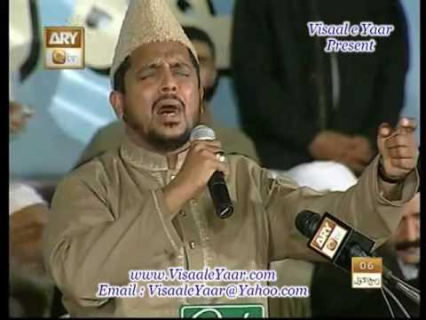 Urdu Naat(Naat e Pak Ka Naghma)Syed Sabih Rehmani In Faisal Mosque.By  Naat E Habib
