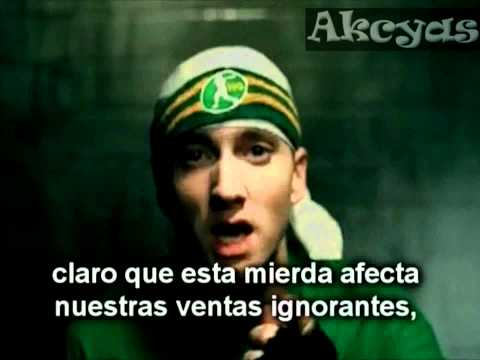 Eminem - Sing for the moment subtitulada al español