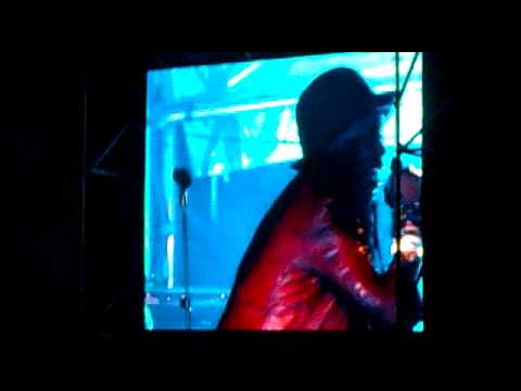 Lauryn Hill live U can hide-Lisbon 20100731