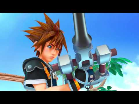 [E3 2013] Kingdom Hearts 3 estará en PS4 y Xbox One