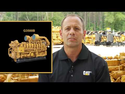 Caterpillar Oil & Gas Products for Gas Compression with Ed Porras
