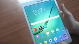 Vidéo : Test Samsung Galaxy Tab S2 9.7 multimédia