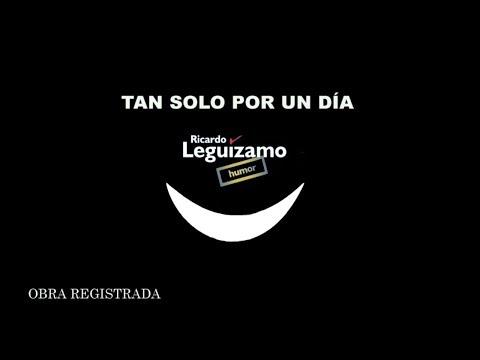 Ricardo Leguízamo hizo una desopilante canción para