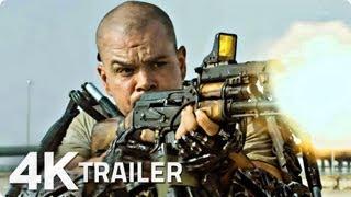 ELYSIUM Trailer - Deutsch German   2013 Official Film [Ultra-HD]