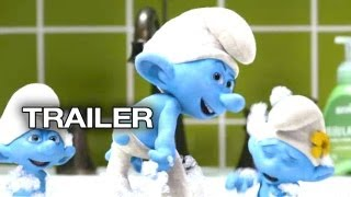 Smurfs 2 Official Theatrical Trailer (2013) - Neil Patrick Harris Animated Movie