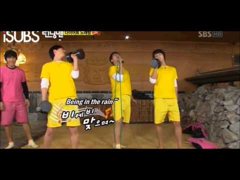 RUNNING MAN FUNNY CUT#1 - Ji Suk Jin Exercise Band (EP 28)