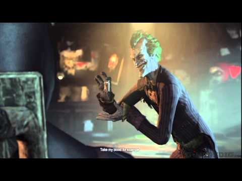 Batman: Arkham City | All Cutscenes | Part 2